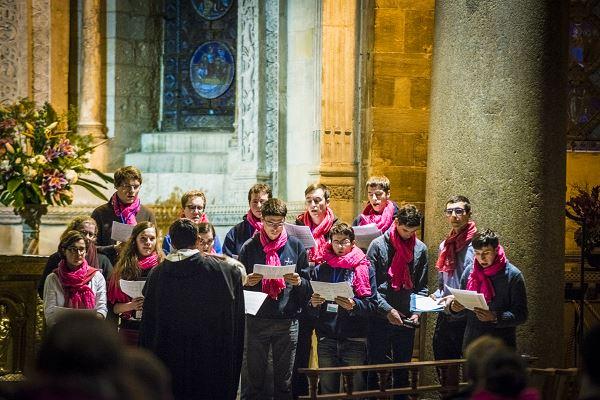 Le chœur des anges